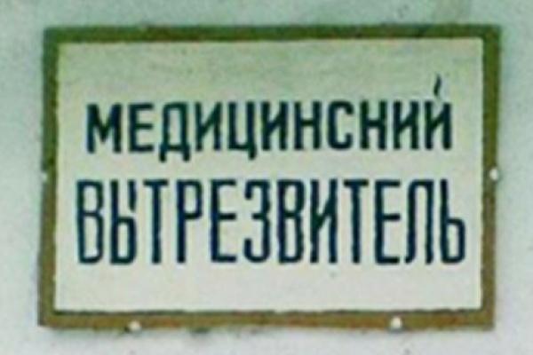 В Воронеже могут восстановить медвытрезвители