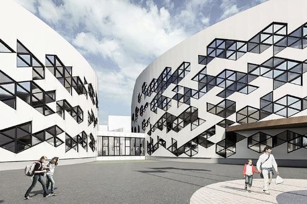 В Воронеже заново объявили торги на строительство «мега-школы» на 2,8 тыс. мест
