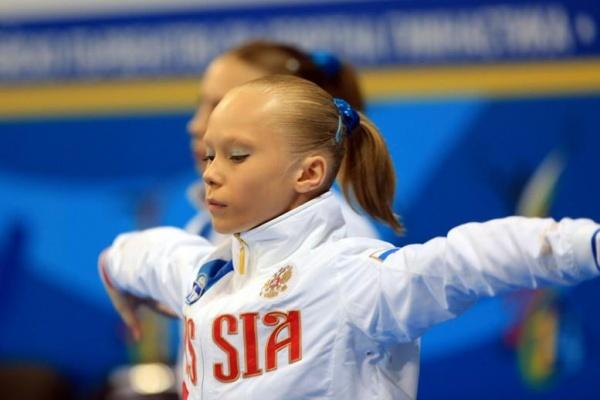 Гимнастка из Воронежа в командных соревнованиях завоевала  олимпийское «серебро»