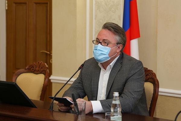 Вадим Кстенин анонсировал появление новой школы на 1,5 тыс. мест в Советском районе Воронежа