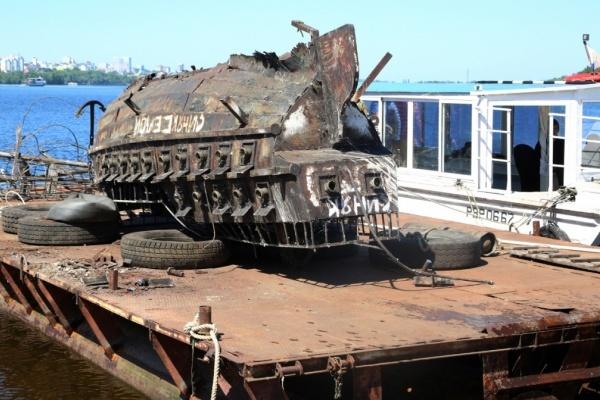 Воронежский «Меркурий» поплывет на переплавку