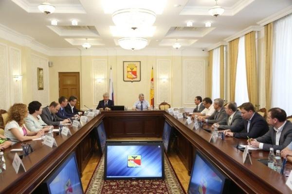 Мэр призвал застройщиков не ходить по чиновничьим кабинетам