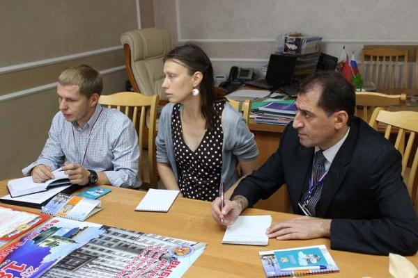 Международные наблюдатели проводят в Воронеже рекогносцировку