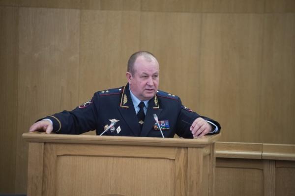 Глава воронежской полиции спрогнозировал социальный взрыв в области