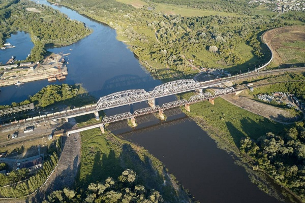 «РЖД» вложит 900 млн рублей в ремонт воронежского моста