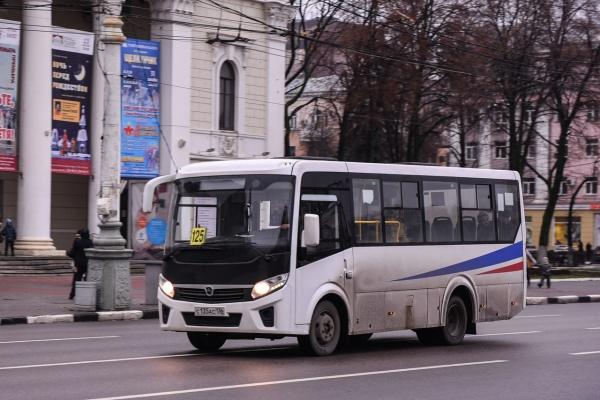 В Воронеже общественники запустили Telegram-бот для отслеживания маршруток