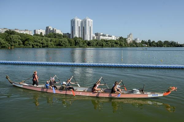 Набережную левого берега Воронежа преобразят к 2025 году