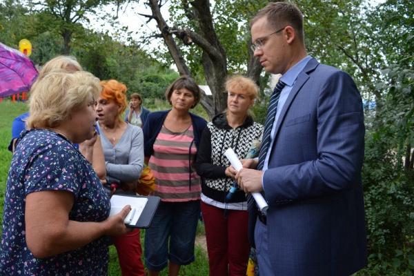 В Воронеже отремонтируют набережную