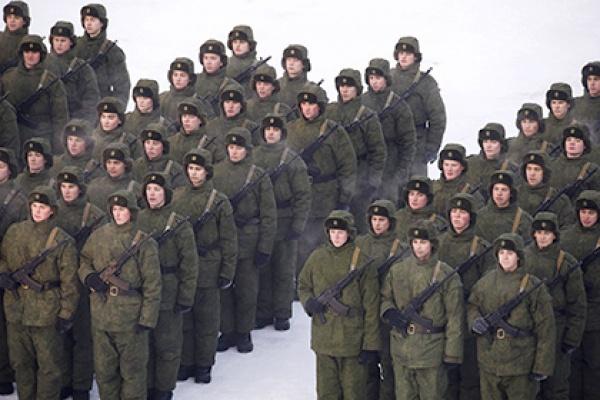 У воронежских гвардейцев будет много командиров и полномочий