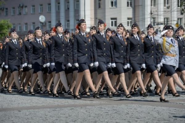 Воронежские полицейские уклоняются от службы в Национальной гвардии