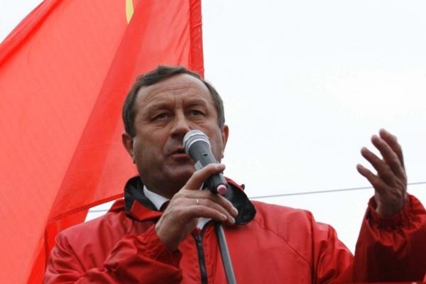 Воронежский губернатор наградил лидера оппозиции