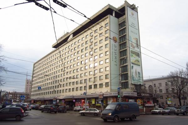 Воронежский отельер не платил налоги, чтобы рассчитаться с кредиторами