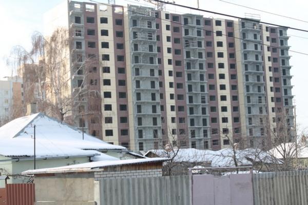Воронежские строительство и недвижимость упали в налогах