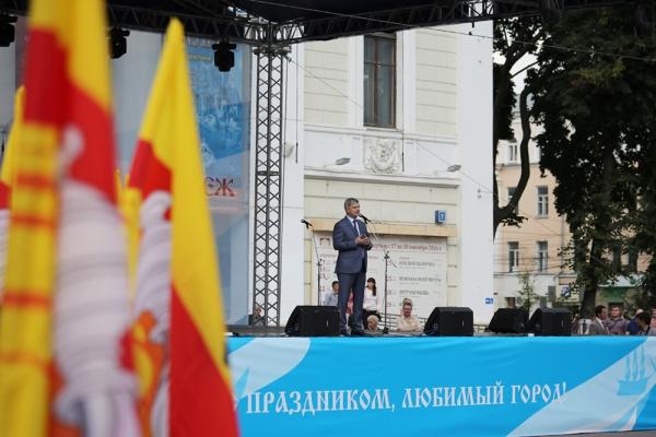 Менять воронежского мэра запретили до исхода президентских выборов