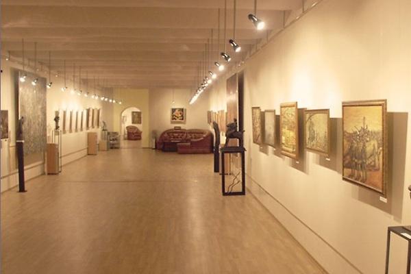 Из-за пожара в воронежской галерее «Нефта» возбудили уголовное дело