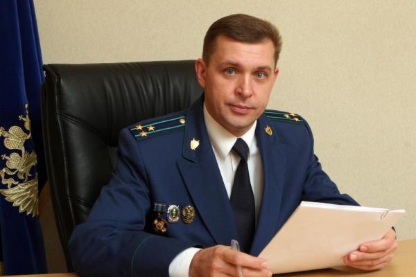 Юрий Немкин стал первым зампрокурора Воронежской области
