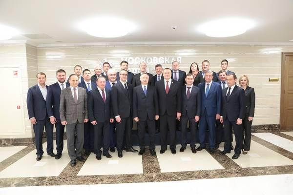 Воронежский спикер стал заместителем председателя Совета законодателей ЦФО