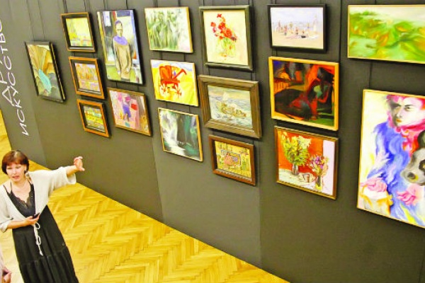 Воронеж примет участие в «Ночи искусств»