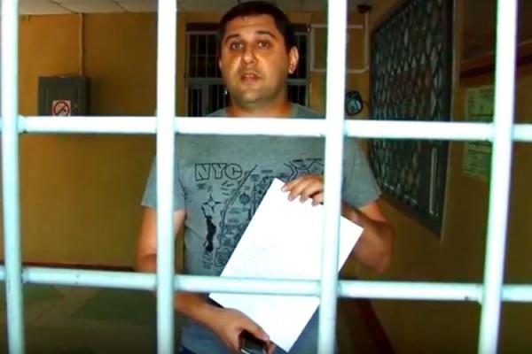 Экс-руководитель воронежского отделения «Справедливой России»  оказался за решеткой