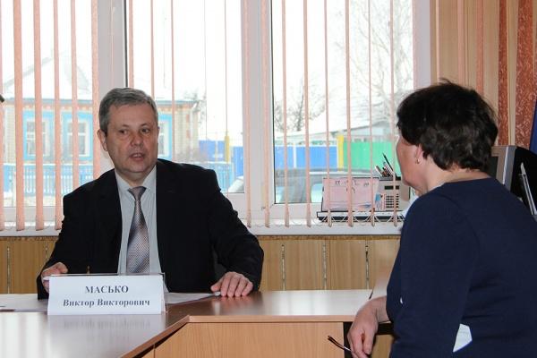 Виктор Масько стал первым заместителем воронежского вице-губернатора Геннадия Макина