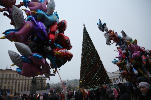 Воронеж попал в тройку экономных городов для празднования Нового года