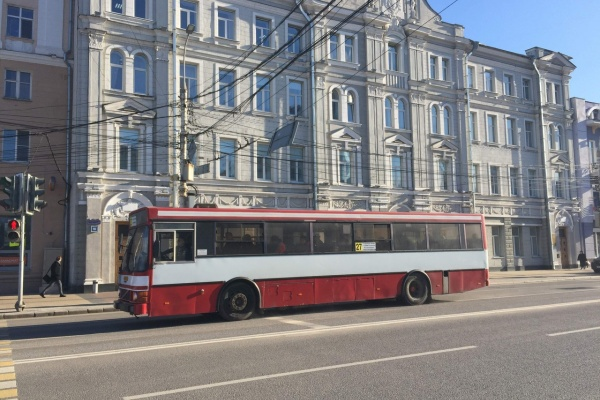 Компания из Салехарда поставит автобусы «Воронежпассажиртрансу»