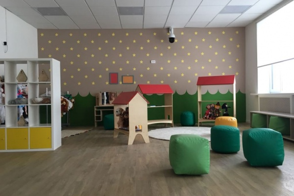 Под Воронежем откроется детский сад с современным дизайном по системе Реджио
