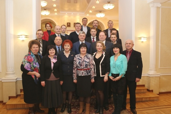Общественная палата Воронежа провела первое заседание