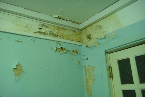 Воронежские глухонемые живут в опасном общежитии