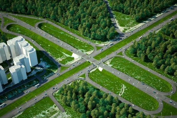 Работы на окружной дороге обойдутся воронежской казне в 660 млн рублей