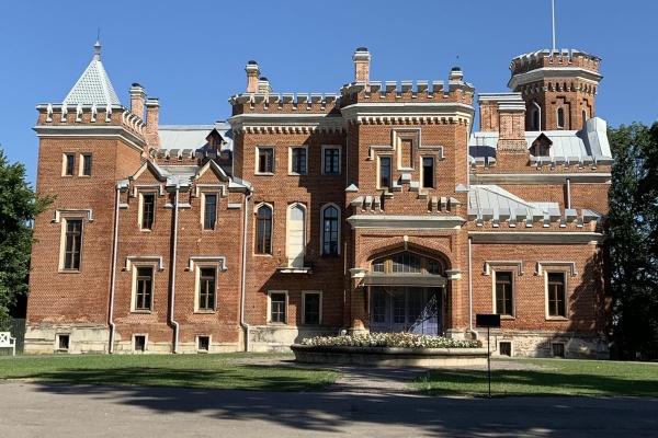Проект дворца под Воронежем подвергнут корректировке