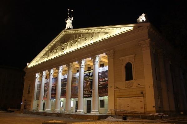 Воронежские власти разработали техзадание проекта реконструкции оперного театра