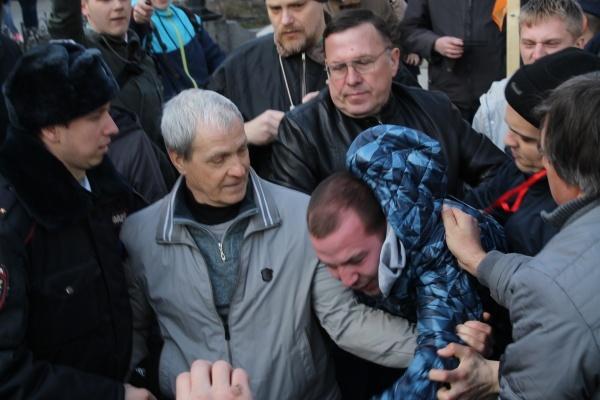 Воронежский суд вступился за митингующую оппозицию