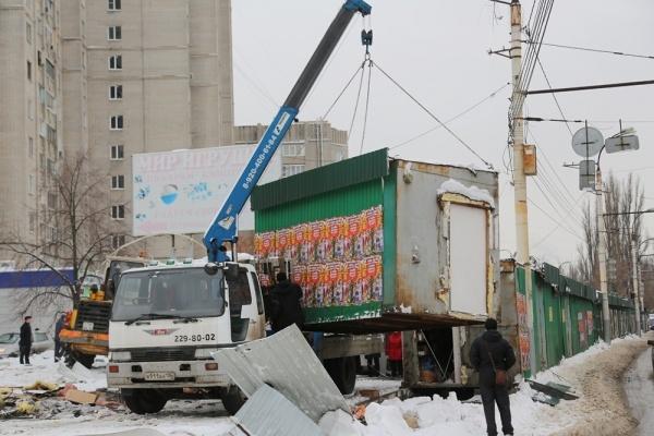 Воронежцы заступились за малый бизнес