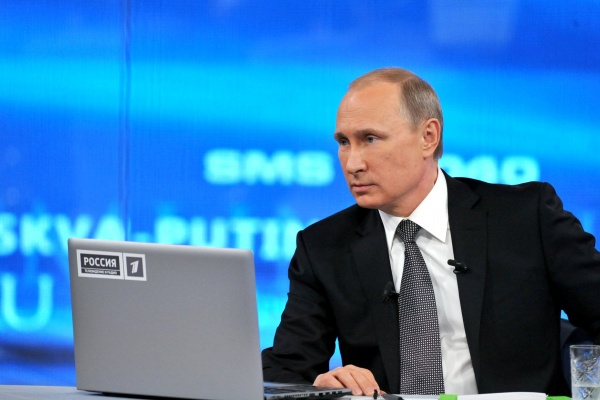Путин на прямой линии: оффшоры - ловушка, которую президент поставил сам на себя