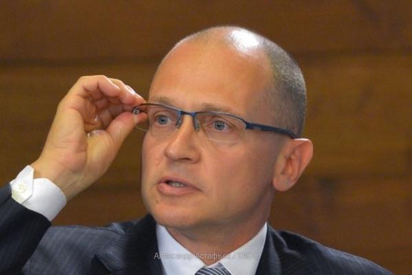 Сергей Кириенко укрепит позиции воронежского губернатора