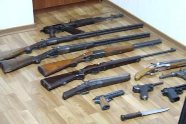 Воронежское оружие выросло в цене вдвое