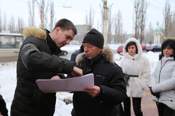 В Воронеже на месте рынка появится парк