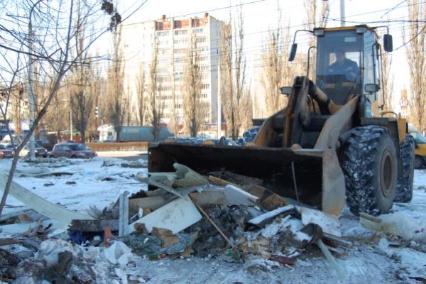 Мэрия избавила Воронеж от Остужевского рынка
