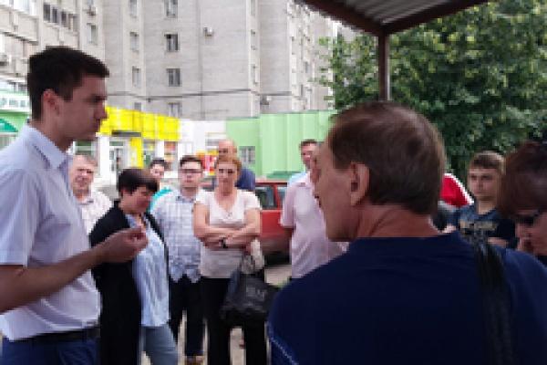 Воронежские предприниматели намерены сопротивляться сносу Остужевского рынка