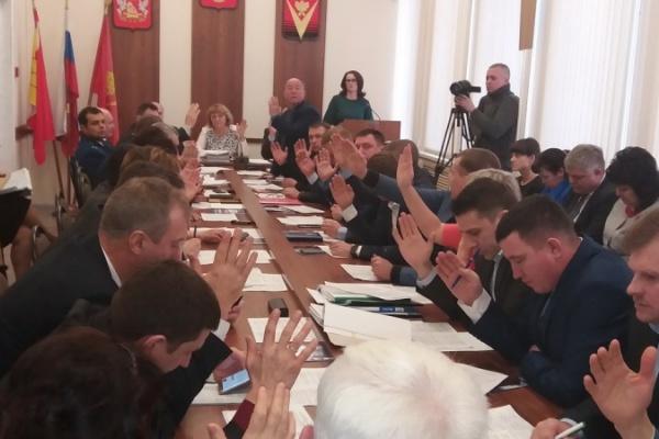 В «восточной столице» Воронежской области власть трижды перешла из рук в руки