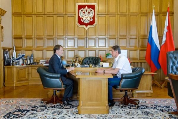 Воронежский губернатор потребовал наказать тех, кто пытался осушить озеро