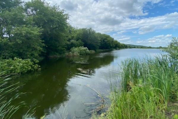 Росприроднадзор ищет причастных к появлению новой траншеи у озера Круглое под Воронежем