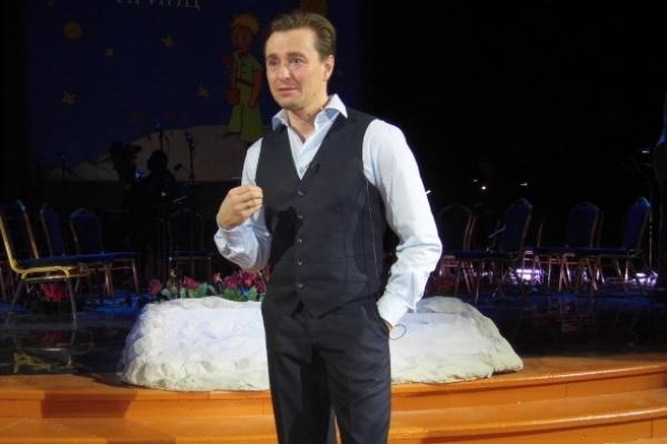 Сергей Безруков мечтает принять участие в воронежском форуме