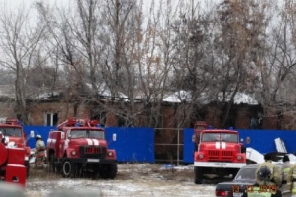 Пациентам сгоревшего под Воронежем интерната, возможно, давали на ночь успокоительное