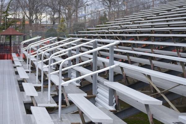 Нареконструкции воронежского стадиона «Буран» сэкономят 400 тыс. руб.