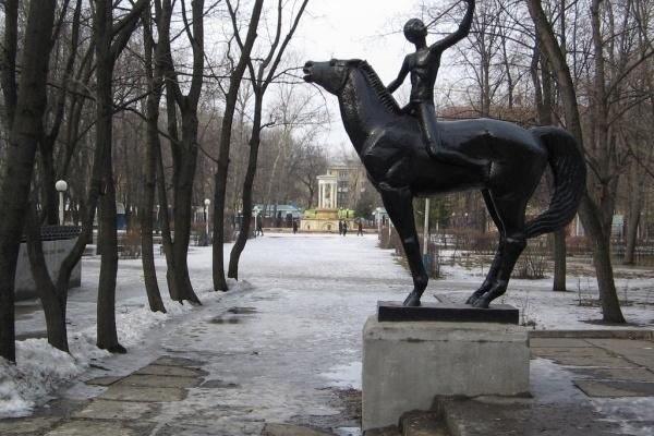 В центре Воронежа хотят сделать пешеходную зону
