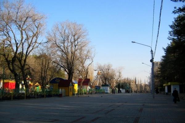 Александр Гусев рассказал о развитии воронежских парков