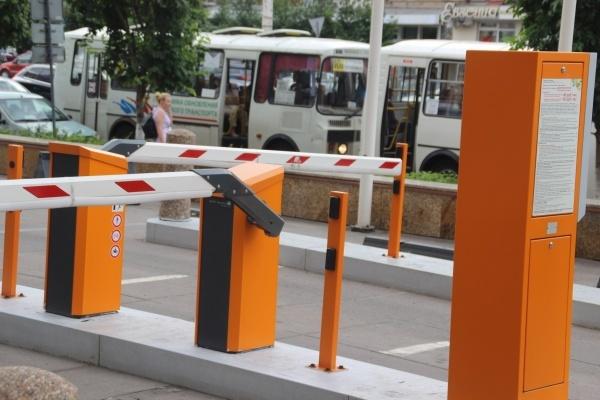 Цена платной парковки для работников центра Воронежа составит около 400 рублей ежедневно