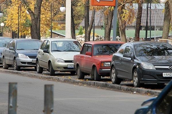 Воронежские власти все же взялись за платные парковки